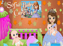 Sofia Ingrijeste Bebelusul