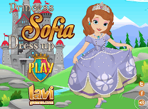 Sofia Intai Dress Up