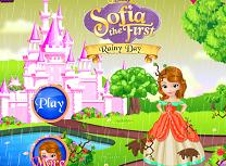 Sofia Intai O Zi Ploioasa