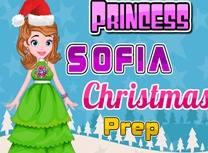 Sofia Intai Pregatiri de Craciun
