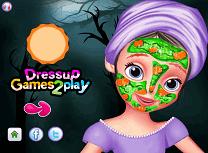 Sofia Pregatiri de Halloween
