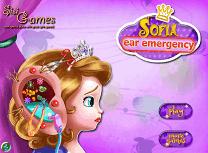 Sofia Probleme la Ureche