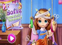 Sofia Recuperare in Spital