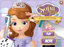 Sofia la Doctorul de Ochi