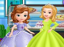 Sofia si Amber Magazinul de Dulciuri