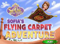 Sofia si Covorul Zburator