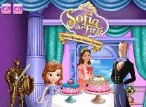 Sofia si Dulciurile de la Palat