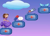 Sofia si Ustensilele Medicale