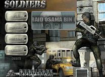 Soldatii din Trupele Speciale