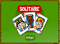 Solitaire cu Mr Bean