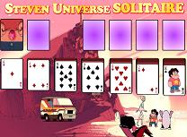 Solitaire cu Steven Universe