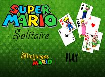Solitaire cu Super Mario