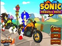 Sonic Cursa Amicala