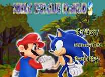 Sonic in Salvarea lui Mario