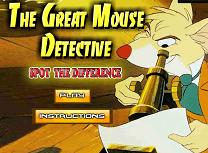 Soricelul Detectiv - Diferente