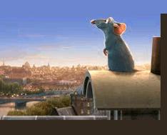 Soricelul Ratatouille