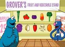 Sorteaza Fructele si Legumele