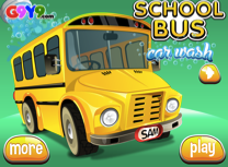 Spala Autobuzul Scolar