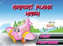 Spala Avionul de pe Aeroport