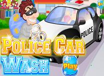 Spala Masina Politiei