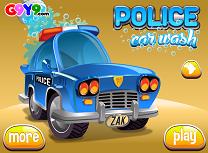 Spala Masina de Politie