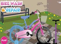 Spala si Repara Bicicleta