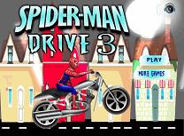 Spiderman cu Motocicleta 2