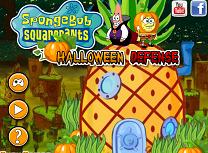 Spongebob Aparare de Halloween