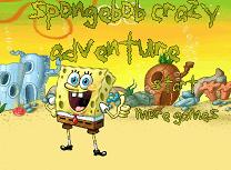 Spongebob Aventura Nebuna