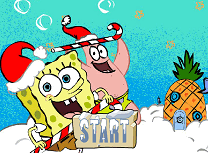 Spongebob Aventura de Iarna