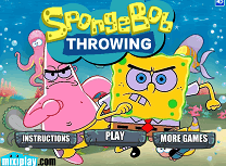 Spongebob Concurs de Aruncari