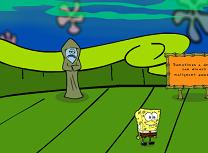 Spongebob Evadare de pe Nava