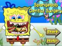 Spongebob Operatie Dentara