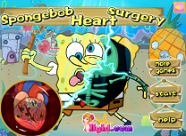 Spongebob Operatie la Inima