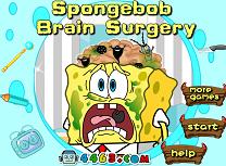 Spongebob Operatie pe Creier