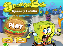 Spongebob Pantaloni Rapizi