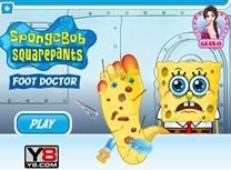 Spongebob Ranit la Picioare
