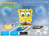 Spongebob Spala Vasele