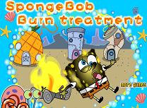 Spongebob Tratament Pentru Arsuri