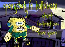 Spongebob de Halloween 2