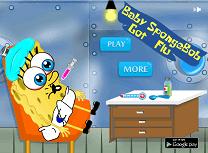 Spongebob este Racit