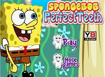 Spongebob la Dentist
