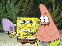 Spongebob si Patrick