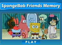 Spongebob si Prietenii de Memorie