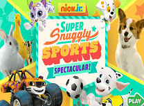 Sport cu Personajele Nick Jr