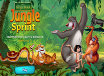 Sprint in Jungla