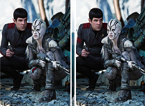 Star Trek Dincolo de Infinit Diferente