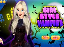 Stil de Vampir