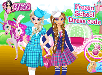 Stilul Frozen Pentru Scoala