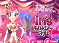 Stilul lui Iris